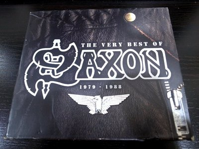 Saxon - Best of 3CD精選 Iron Maiden Venom Judas Priest Accept