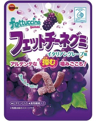 #悠西將# {現貨} 日本北日本 QQ條軟糖 葡萄口味 條糖 北日本軟糖 日本軟糖 酸甜軟糖