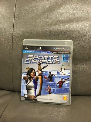 PS3 Sports Champions 動作競賽遊戲
