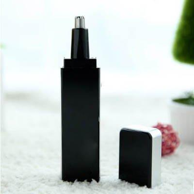 【電動鼻毛修剪器-TN188-1套/組】剃鼻毛器手動去鼻毛機精鋼刀頭(不含電池)-7701015