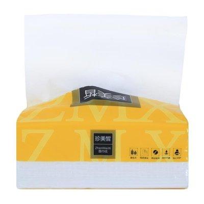 店長嚴選原木抽紙34包面巾紙整箱嬰兒紙巾 衛生紙餐巾紙家庭裝