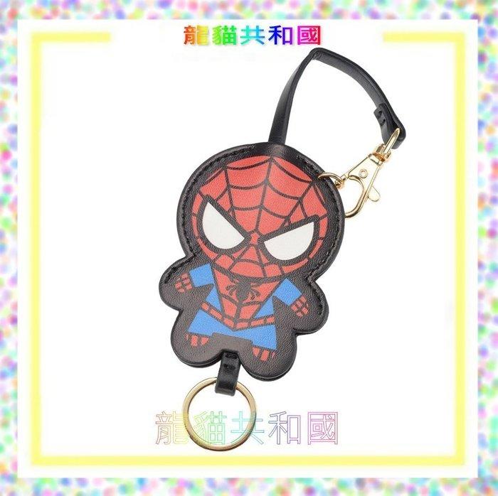 ※龍貓共和國※日本Disney迪士尼《復仇者聯盟 蜘蛛人 吊飾 鑰匙圈 包包掛飾》【日本正版】生日情人節聖誕節交換禮物