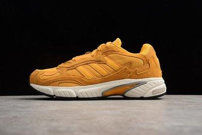 ZAKO本鋪 adidas Originals gray Temper Run sneakers 皮革 老爹鞋 黃色