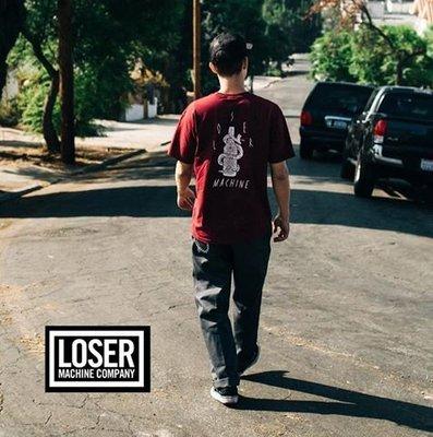 【AXE】LOSER MACHINE-TOXIC T-SHIRT街頭西岸硬派重機潮流 敗者機 美牌T恤