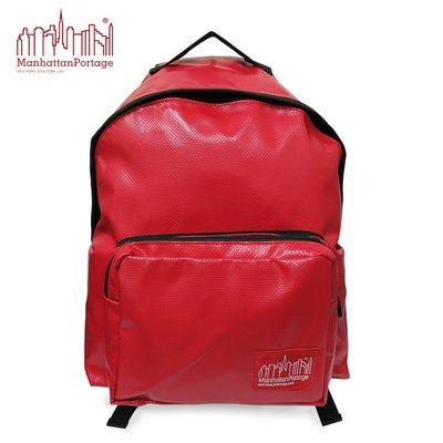 Manhattan Portage 曼哈頓 後背包 朝流經典款 1210-VL-RED 紅色 得意時袋
