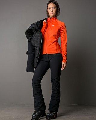【荳荳物語】歐洲品牌8848 Randy刷毛軟殼保暖女款滑雪褲,防水係數8k,2980元