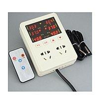 AC85~250V雙輸出智能遙控型溫度控制器