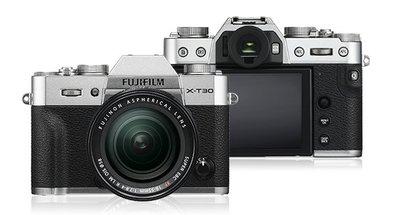 【中野數位】富士FUJI FUJIFILM X-T30 XT30+18-55mm APS-C平行輸入/店保一年