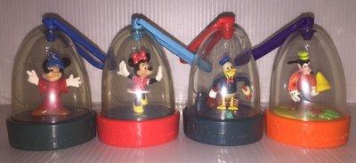 【卡漫精品館】麥當勞玩具 2002年【迪士尼100週年米奇美妮唐納高飛泰山仙杜蕾拉美女與野獸巴斯光年】全套八款組 已絕版
