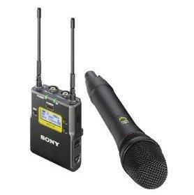 第二代【K14 新頻段 解決 4G/LTE 干擾的困擾】 SONY UWP-D12 專業無線麥克風 公司貨