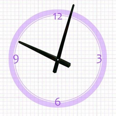 【鐘點站】H180135 SKP鎖針機芯指針 / DIY 時鐘 掛鐘 鐘針/分針18.0公分時針13.5公分