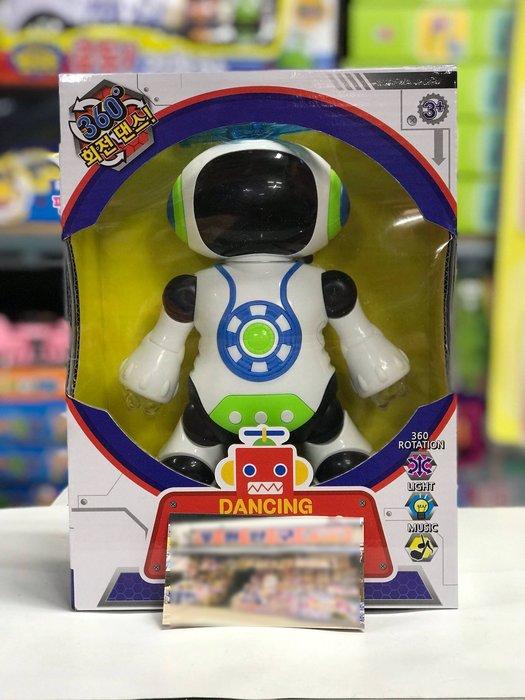 『※妳好,可愛※』韓國童鞋 跳舞聲光機器人 玩具 韓國玩具 兒童玩具