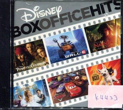 *真音樂* BOX OFFICE HITS 二手 K4423 (封面底破)  (清倉.下標賣3)
