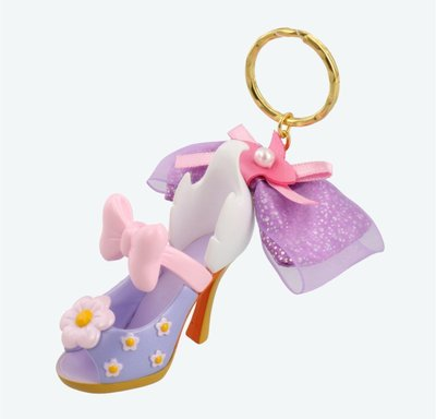 *B Little World * [現貨]東京迪士尼園區限定/高跟鞋鑰匙圈/牧羊女/東京連線