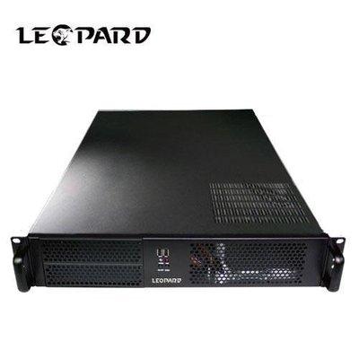 【全新附發票】LEOPARD 2U工業機殼 LE-E2068 F23