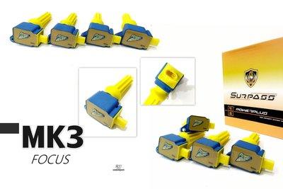 小傑--全新 SURPASS POWER PLUS 聖帕斯 強化考爾 FOCUS MK3 KUGA MONDEO MK4