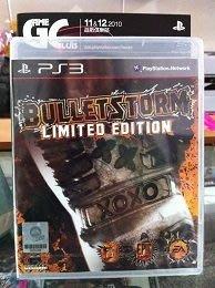 毛毛的窩 PS3 狂彈風暴 BULLETSTORM(英文限量特點版)~~保證全新未拆~