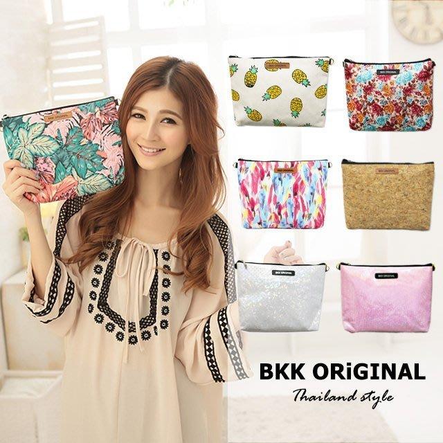☆小時候創意屋☆ BKK Original Bags 包 官方認證真品 泰國曼谷BKK包 收納包/晚宴包/手機包/側背包