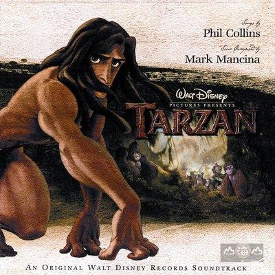 【美版】泰山-電影原聲帶(1999) TARZAN Original Soundtrack / 菲爾柯林斯-860645