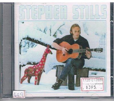 [鑫隆音樂]西洋CD-STEPHEN STILLS史帝芬.史提爾斯:同名專輯 /全新/免競標