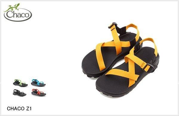 WaShiDa【CHC-Z1】4-24 CHACO 美國品牌 WOMEN'S Z1 戶外 厚底 運動 涼鞋 現貨