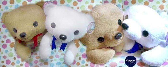 一番街禮物專賣店☆日本帶回☆巧克力/棉花糖趴趴泰迪熊娃娃~可當抱枕~單隻價~最佳典藏禮物^^