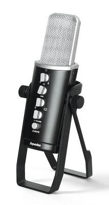 新款 舒伯樂 Superlux E431U 電容式 多指向 USB麥克風 完整盒裝 實況 錄音 唱歌