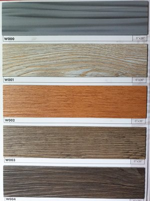 美的磚家~知名品牌FLOOR WORKS!枕木紋塑膠地磚塑膠地板~質感佳15cmx90cmx2.0m/m,550元/坪.