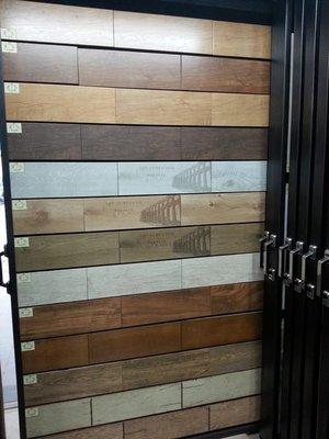 ◎冠品磁磚精品館◎西班牙進口精品  木紋磚(共十三色)-15x45cm