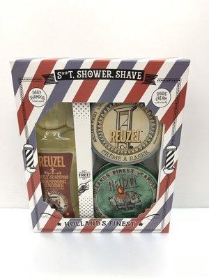 美媄‧ REUZEL 潔淨香氛禮盒組 洗鬍燭 歡迎門市取貨