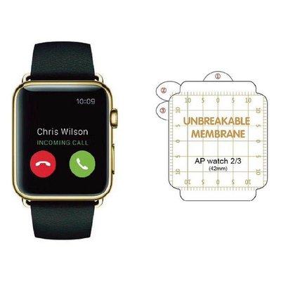 【現貨】ANCASE QinD Apple Watch (42mm) 金剛隱形膜 TPU材質 3D全屏覆蓋