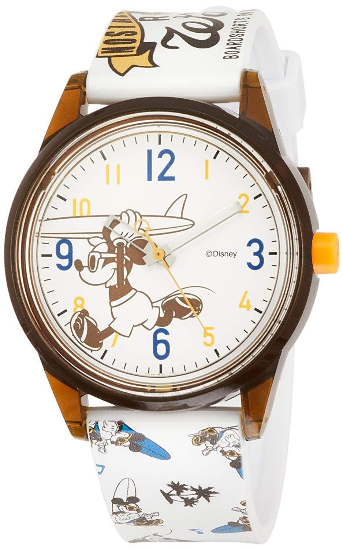 日本正版 CITIZEN 星辰 Q&Q SmileSolar 迪士尼 米奇 RP20-807 手錶 日本代購