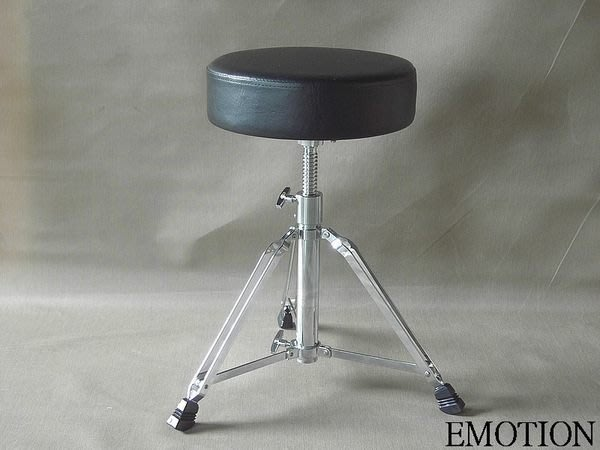 【音魔市】全新高級厚筒旋轉式爵士鼓鼓椅---【超粗底架設計】