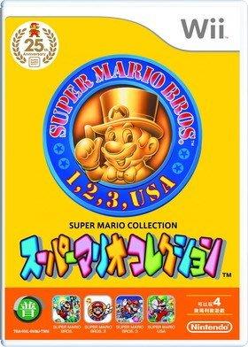 【二手遊戲】Wii 超級瑪利歐四合一收藏集 SUPER MARIO COLLECTION 台灣版【台中恐龍電玩】