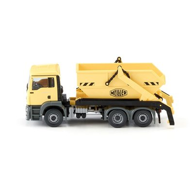 傑仲(有發票) 博蘭 公司貨 WIKING Skip lorry 067906 HO