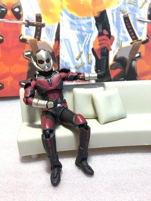 清倉【SHF 】 ANT MAN 蟻人 公仔 模型 手辦