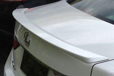 ACA - LEXUS GS300 14 15 16 17 GS350 430 450 尾翼 壓尾 平貼尾翼 ABS材質