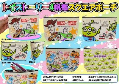 最新款Toy Story 4 筆袋/小物件袋-日本直送