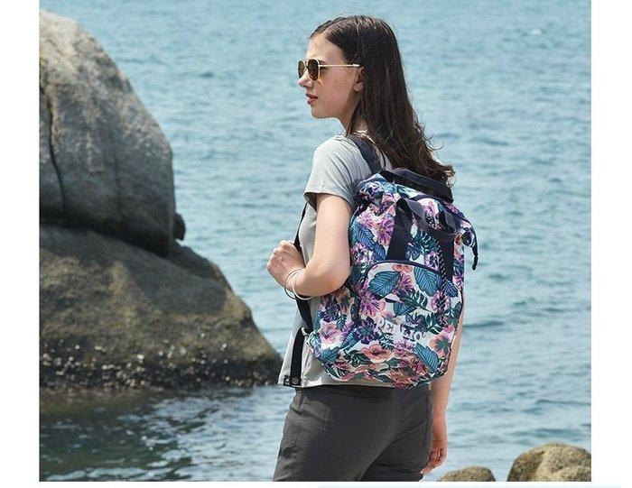 【露西小舖】Pelliot戶外超輕可折疊防潑水雙肩背包多功能時尚背包登山背包後背包雙肩背包雙肩背袋旅行包旅行背包手提背包