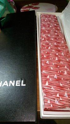 香奈兒  領帶