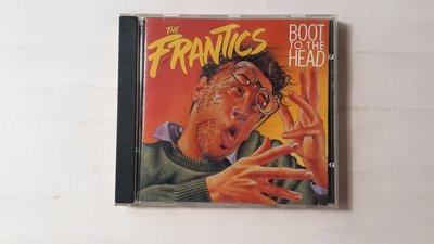 【鳳姐嚴選二手唱片】 The Frantics / BOOT TO THE HEAD