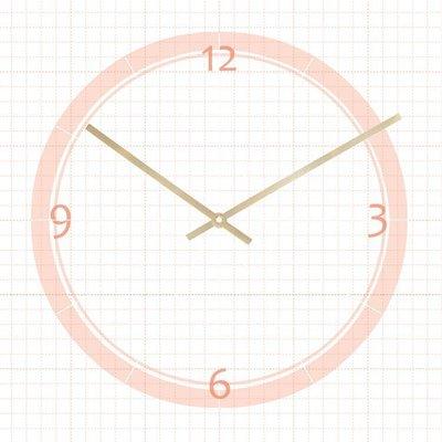 【鐘點站】J140108G  SKP壓針機芯 / 分針14公分 時針10.8公分 / DIY 時鐘 掛鐘 鐘針