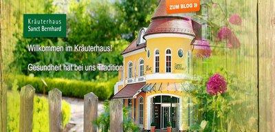【Jessi.de】德國百年草藥老店 Kräuterhaus Sanct Bernhard 官網團購區