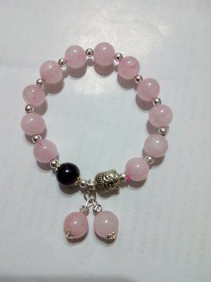 【九龍藝品】設計款水晶手珠 ~ 彈性線,珠子約10mm (2)