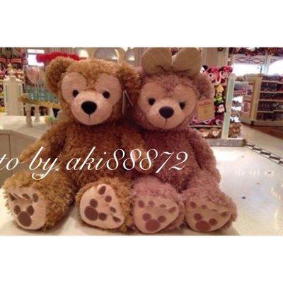 現貨 ❤️超大隻70公分 Duffy達菲熊, 雪莉玫。生日禮 情人禮 M號 娃娃