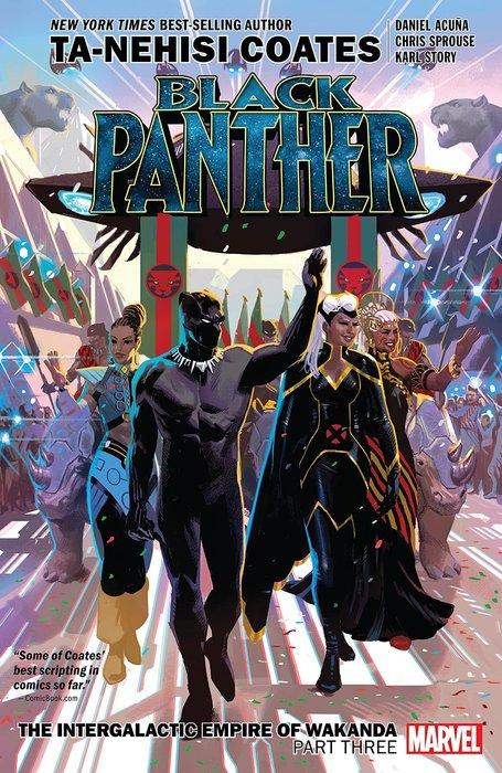 略《代訂中》[美版書籍] Black Panther Book 8 9781302914462