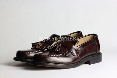 Loake Brighton Oxblood 最後出清