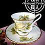 [古物獵人台中門市] 英國名瓷 Paragon 派拉岡 瓷杯盤組 英製骨瓷 有小刻傷如圖
