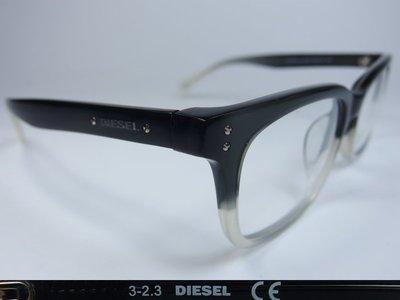 【信義計劃】全新真品 DIESEL 眼鏡 漸層復古膠框 超越Lunor Moscot Tart Arnel Dita