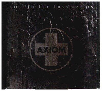 新尚唱片/ AXIOM  LOST IN THE TRANSLATION 2CD 二手品-1037